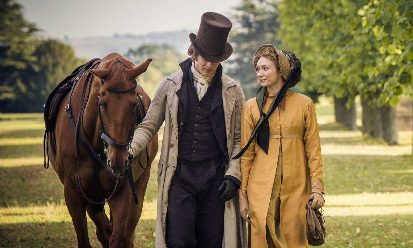 Period whodunnit: Death Comes to Pemberley.